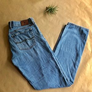 Lucky Brand Sweet'N Straight Jeans- Size 27 (4)